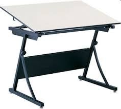 Drafting Table And Desk Safco Planmaster Height Adjustable Drafting Table 3957