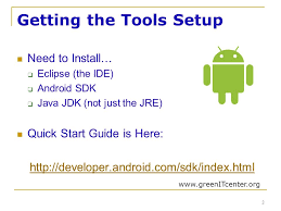 developer android sdk index html due hello world on the android platform ppt