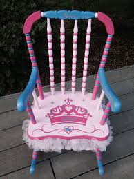 Rocking Chairs For Adults Frozen Themed Rocking Chair Built For My Daughter Frozen Anna