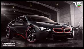 Bmw I8 Widebody - bmw i8 by spinn3r by spinnerbg on deviantart