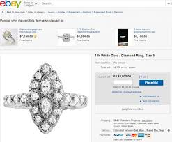 selling engagement ring weiland s widow is selling engagement ring on ebay ny