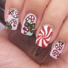 1334 best christmas themed nails images on pinterest holiday