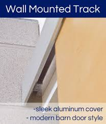 Ceiling Mount Door Track by Cavity Sliders Sliding And Pocket Door Tracks