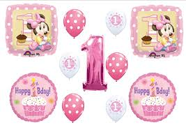 minnie mouse 1st birthday baby minnie mouse cupcake 1st birthday party