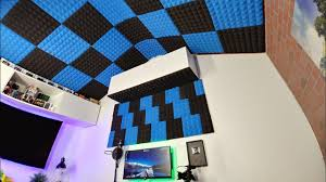 Soundproofing Pictures by Arrowzoom My Best Setup For Sound Proofing My Office Studio
