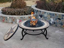 Outdoor Firepit Tables Enjoy Outdoor Firepit Table In Home Rustzine Home Decor