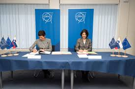slovenia to enter the associate member state family of cern