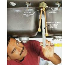 changing a kitchen sink faucet replacing kitchen sink faucet kitchen windigoturbines replace