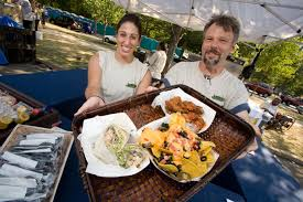 philadelphia cuisine a bigger and better than taste of philadelphia food festival