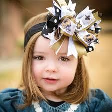 headband online buy new orleans saints fancy hair bow clip or headband