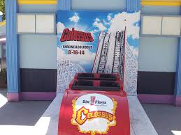 Season Pass Renewal Six Flags Farewell Colossus 36 Hour Marathon California Coaster Kings