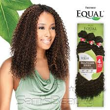jheri curl weave hair freetress equal synthetic hair weave brazilian jerry bundle curl
