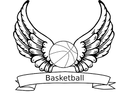 Basketball Hoop Coloring Pages Getcoloringpages Com Basketball Color Page
