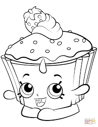 toasty pop white toaster shopkin coloring page free printable