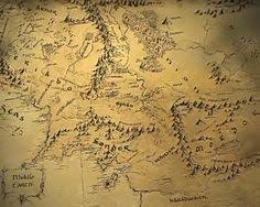 map from lord of the rings wallpaper map middle earth paper lord of the rings