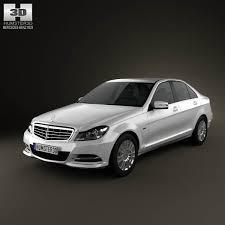 3d class price mercedes c class sedan 2012 3d model from humster3d
