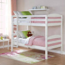 Bunk Bed With Desk Ebay Bunk Beds For Kids And More Ebay
