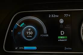 nissan leaf eco mode 2018 nissan leaf why 29 990 is more important to some than 150