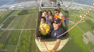 taitung air balloon tour klook