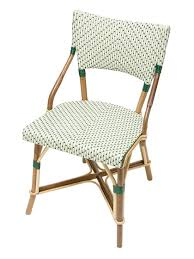 Classic Bistro Chair Parisienne Authentic Cafe Chairs Bistro Tables