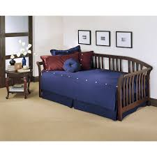 bedroom full size sleigh wood daybed with trundle wood daybed