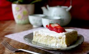 creamy tres leches cake recipe all recipes uk