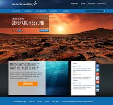 Lockheed Martin Service Desk Lockheed Martin Marketing U2013 Space Website Review For Lockheed Martin