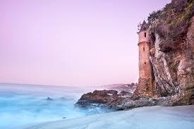 the mysterious tower of laguna beach la tour the tower in laguna beach california