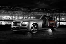 roll royce dawn black rolls royce wraith u201cinspired by film u201d debuts