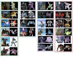 godzilla and muto pokemon cards 2014 images pokemon images