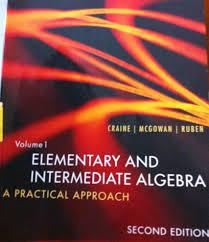 elementary intermed alg v 1 u003e 9781285026497 amazon com books