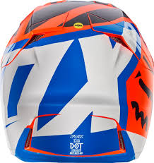kids motocross helmets fox racing youth v3 creo mips mx motocross helmet ebay