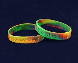 design silicone bracelet images Child autism silicone bracelets wholesale jpg