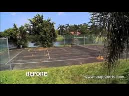 How Much Does A Backyard Basketball Court Cost Snapsports Residential Outdoor Court 24hr Retrofit To A Multi