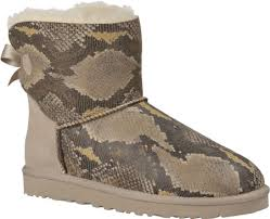 womens ugg boots mini bailey bow womens ugg mini bailey bow snake free shipping exchanges