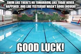 Swimming Pool Meme - swimming pool meme generator imgflip