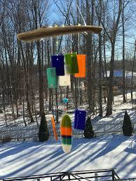 homemade wind chimes and kids crafts