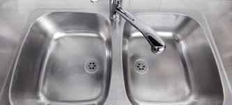 Guide To Removing Hard Water Stains On Stainless Steel Sinks - Stainless steel kitchen sink cleaner