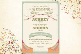wedding invite festival themed wedding invitations wedding stationery from
