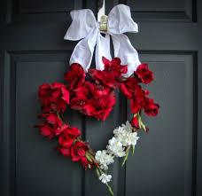 lovely valentine front door accessories decorating ideas