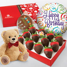 birthday gifts for in edible arrangements fruit baskets sweet birthday gift set