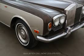 maserati cambiocorsa body kit 1973 rolls royce silver shadow left hand drive beverly hills car