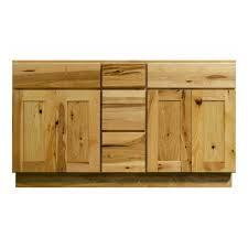 60 inch white kitchen base cabinet ck cabinetry hickory shaker 60 bathroom vanity sink base cabinet