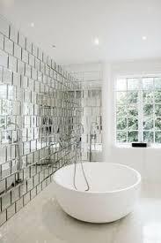 Mirrored Bathrooms Mirror Design Ideas Brushed Nickel Bathroom Mirror Wall Modern