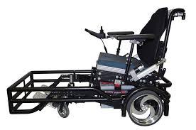 strike force power soccer wheelchair