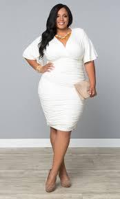 white dresses plus size long style jeans