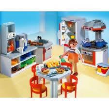 cuisine playmobile playmobil cuisine équipée 4283 la fée du jouet
