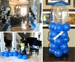 graduation centerpiece ideas fashionable graduation decorating ideas balloon decoration ideas
