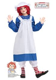 unforgettable halloween costumes raggedy ann costumes raggedy ann halloween costumes