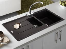 Black Granite Kitchen by Kitchen Cabinets Kitchen Endearing U Shape Kitchen Design And